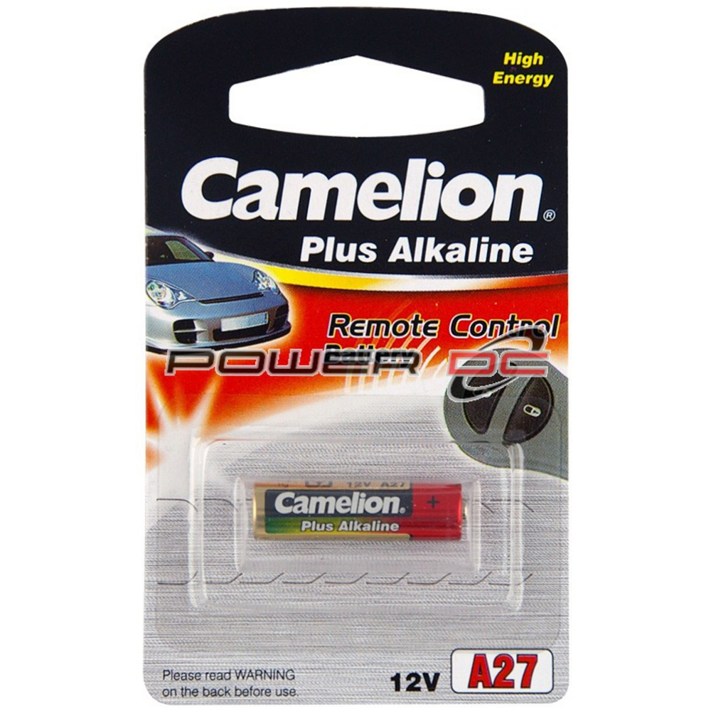 A27 Camelion Alkaline Battery