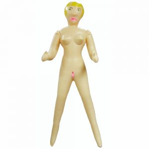 Eva blow up doll front view