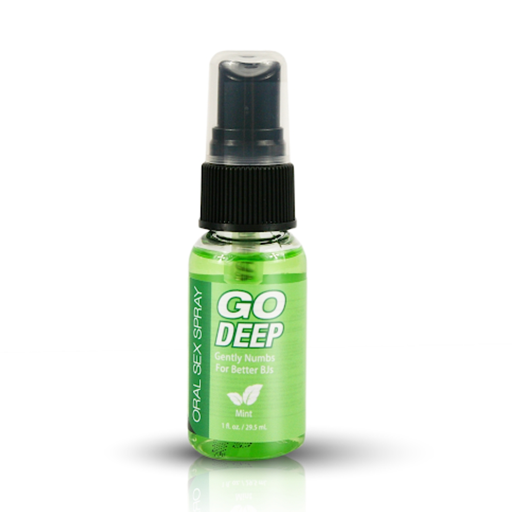 Oral Sex Spray, Mint