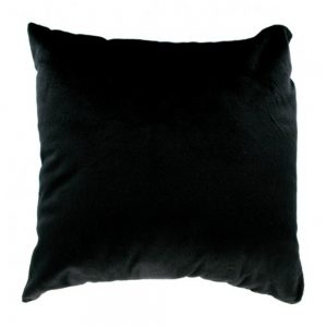 Black Secret Stash Pillow
