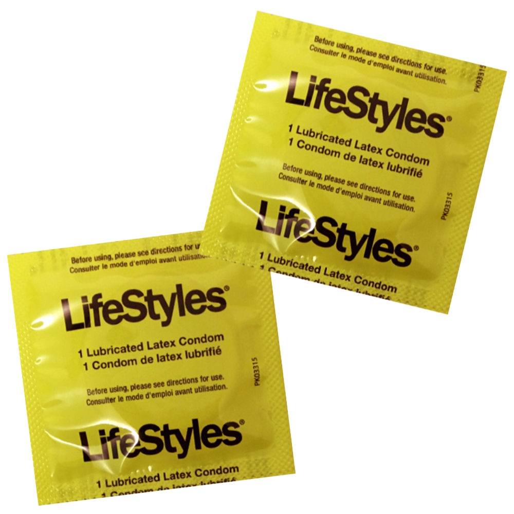 LifeStyles Ultra-Thin Condom