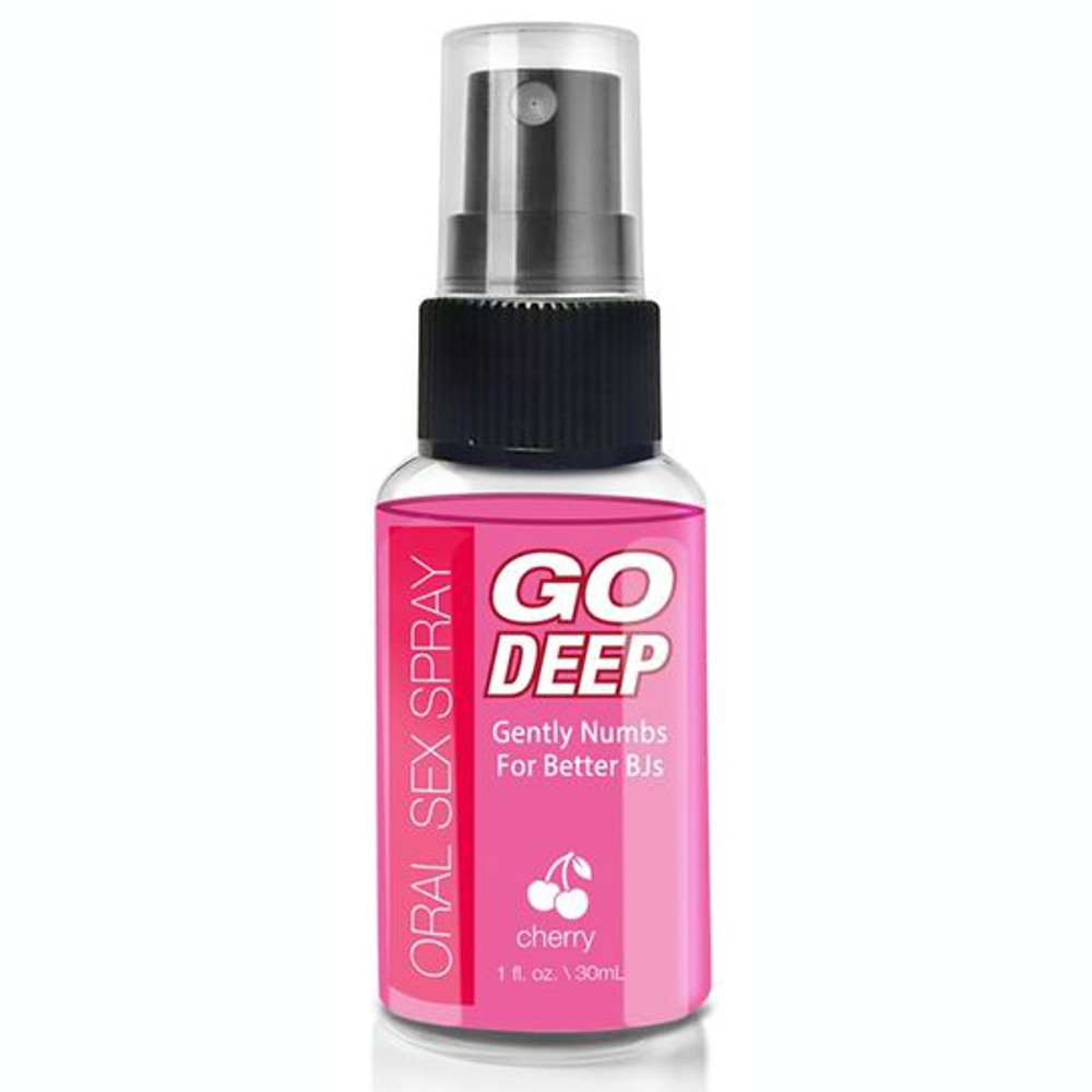 Oral Sex Spray Cherry